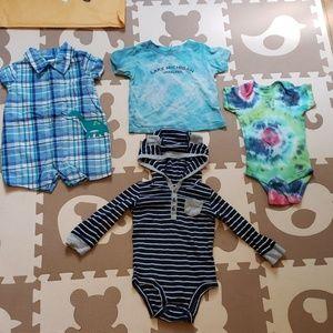 BUNDLE 4 18 month baby clothes